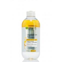 Garnier Демакияж мицелярная вода с маслами для стойкого макияжа 400 мл.