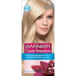"""""""Garnier Color Sensation Крем -фарба для волосся 113 Бежевий Ультра Блонд"""