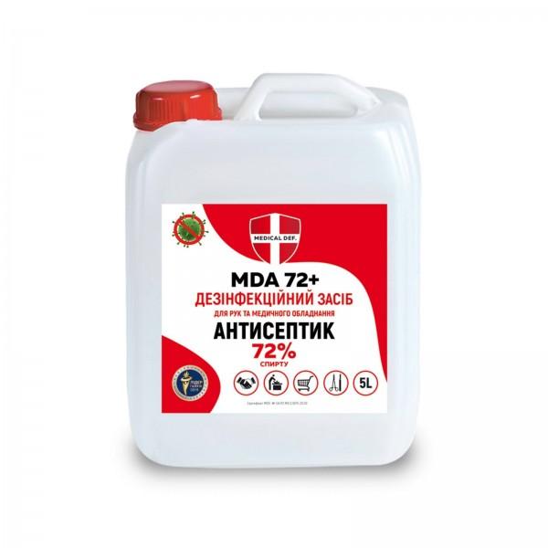 MDA 72+ Дезінфекційний засіб 5 л