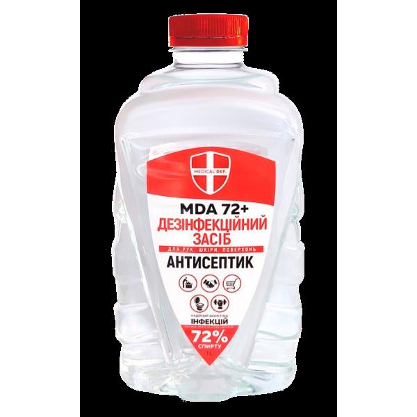 MDA 72+ Дезінфекційний засіб 1 л ПЕТ