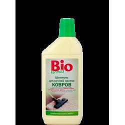 BIO Formula Шампунь для ручної чистки коврів 500мл