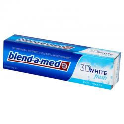 Blend-A-Med зубна паста 3Д вайт фреш кул вотер 100мл.