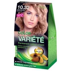 Chantal Variete Color Фарба для волосся 110мл 10,32 Сатиновий блондин