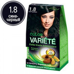 Chantal Variete Color Фарба для волосся 110мл 1.8 Синьо-Чорна