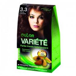 Chantal Variete Color Фарба для волосся 110мл 3,3 Темний Шоколад
