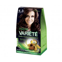 Chantal Variete Color Фарба для волосся 110мл 4,3 Тірамісу