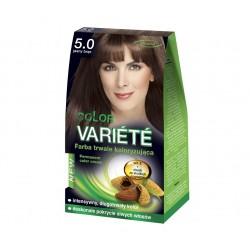 Chantal Variete Color Фарба для волосся 110мл 5,0 Світло-Коричневий