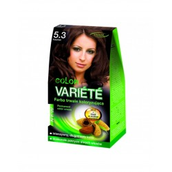 Chantal Variete Color Фарба для волосся 110мл 5,3 Каштан