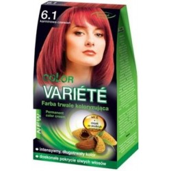 Chantal Variete Color Фарба для волосся 110мл 6,1 Кармін