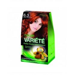 Chantal Variete Color Фарба для волосся 110мл 6,3Мідний махагон
