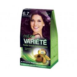 Chantal Variete Color Фарба для волосся 110мл 6,7 Глянцевий Фіолетовий
