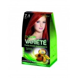 Chantal Variete Color Фарба для волосся 110мл 7,1 Рижий
