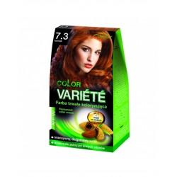 Chantal Variete Color Фарба для волосся 110мл 7,3 Коньяк