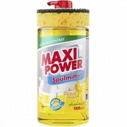 MAXI POWER Миюче для посуди 1л. Платінум