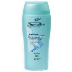 Шампунь Thermal Line На термальній воді Для всіх типів волосся 500мл.