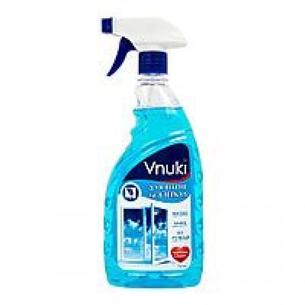 VNUKI засіб для миття скла 750мл